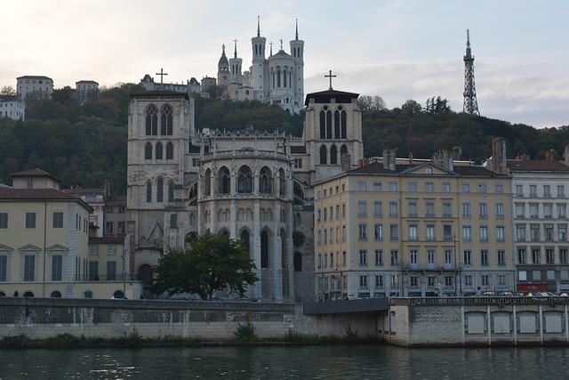 Découvrez les lieux à visiter à Lyon